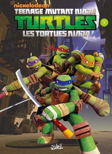 TMNT - Les Tortues Ninja T1 - Premiers Pas