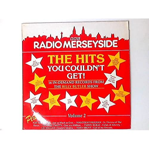 BBC Radio Merseyside - The Hits You Couldn't Get Volume 2 Comp