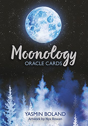 Moonology Oracle Cards par Yasmin Boland