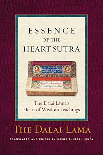 Essence of the Heart Sutra: The Dalai Lama's Heart of Wisdom Teachings (English Edition) (Lama Art Dalai Of Happiness)