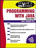 Schaum's Outline of Programming with Java (Schaum's Outline Series)