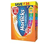 #9: Horlicks Health & Nutrition drink - 1 kg Refill pack (Classic Malt)