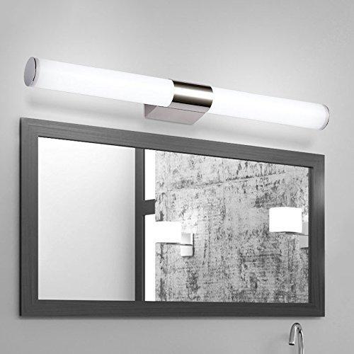 ELINKUME Moderne Einfach 8W 880LM LED-Wandleuchte Beleuchtung Badezimmer Spiegellampe AC90-265V