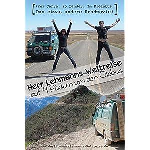 Herr Lehmanns Weltreise – auf 4 Rädern um den Globus [Blu-ray]