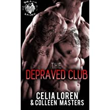 Death Layer (The Depraved Club) (Volume 1) by Celia Loren (2014-08-16)