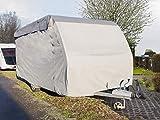 LAS 16143 Wohnwagen-Schutzhülle 510 x 250 x 220 cm