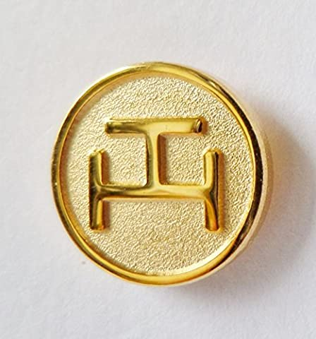 Royal Arch Triple Tau Masonic Freemasonry Pin Badge - K067