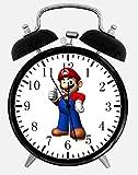 Super Mario Games Warnungs-Schreibtisch-Taktgeber 3.75