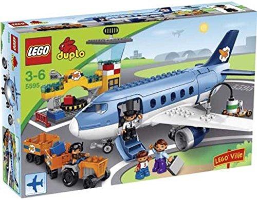 LEGO Duplo 5595 - Grande aereoporto