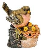 Verdemax 3604Bird avec nid pour jardin