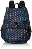 Kipling Damen City Pack S Rucksack, Mehrfarbig (Mirage Print), 27x33.5x19 cm