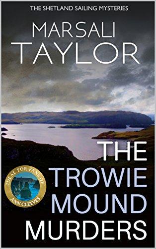 Trowie Mound Murders (Cass Lynch Mysteries Series Book 2) (English Edition)