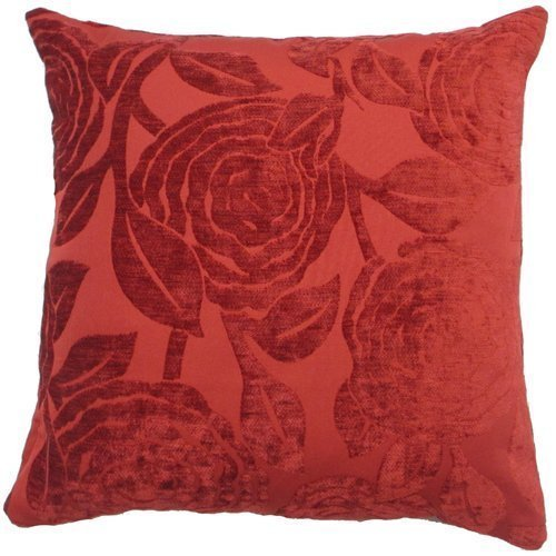 baleno-red-cushion-cover-18-x-18-45cm-x-45cm-square-designer-chenille-fabric-by-quality-linen-and-to