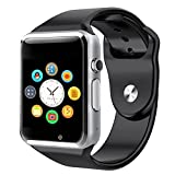 Austec 2016 Bluetooth-A1 Smart Watch Wristphone Sport Uhren für Apple iPhone 6 Samsung S4/Note 2/Note 3 HTC Android/IOS Phone