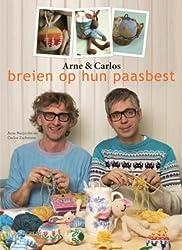 Tirion creatief Arne & Carlos breien op hun paasbest