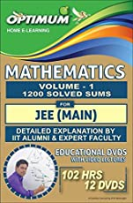 Optimum Educational DVDs HD Quality for JEE Mathematics Part 1 Engineering Entrance