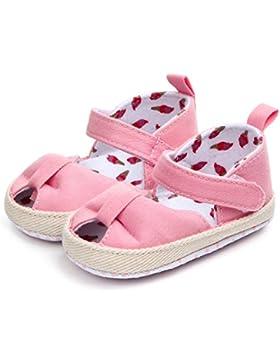 [Patrocinado]PAOLIAN Verano Zapatos Para Bebé Para Niña Zapatos de Niñito Zapatos de Primeros Pasos Suela Blanda Breathable...