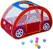 Ching Ching Car Play House with 100pcs Colorful Balls