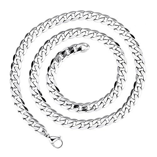 ldudur-collar-hombre-cadena-acero-inoxidable-largo-eslabones-de-la-cadena-acero-inoxidable-color-pla