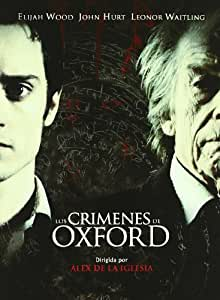 Los Crimenes De Oxford (Steelbook) (Import Dvd) (2009) Varios
