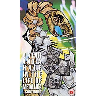 Metallica: A Year And A Half In The Life Of Metallica - 2, Contd [VHS]