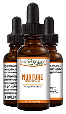 Nurture Pure Facial Oil - Turning Back Mother Nature