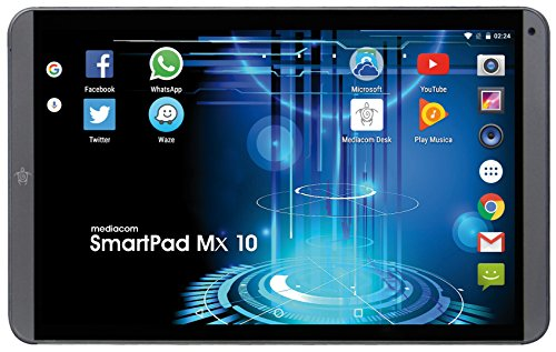 tablet mediacom 4g Mediacom M-SP10MXHL Tablet da 10.1""
