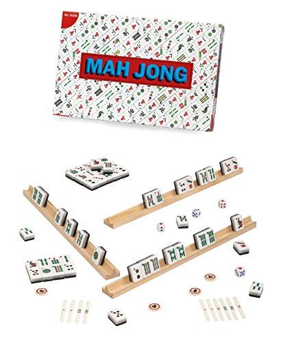 Dal Negro 54297 Mah Jong - Juego de mesa (tamaño grande)