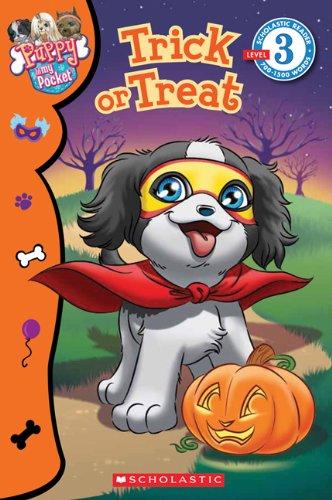 Puppy in My Pocket: Trick or Treat (Scholastic Reader - Level (In Trick Pocket Einem Drei)