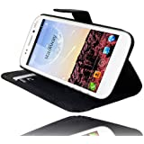 Etui Housse Luxe Stand et Portefeuille pour Wiko Stairway + STYLET et 3 FILM OFFERT !!!
