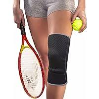 FITTOO 1 Stück Knieschoner Elastische Atmungsaktive Kniebandage Kompression Sleeve für Damen und Herren Beim Sport... preisvergleich bei billige-tabletten.eu
