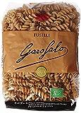 Garofalo - 5-63 FUSILLI INTÉGRALE - Pâtes Intégral - Biologique - Paquet de 16 x 500g