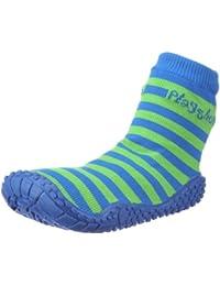 Playshoes Zapatillas de Playa con Protección UV Raya, Zapatos de Agua Unisex Niños