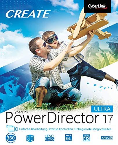 CyberLink PowerDirector 17 Ultra , PC , Download