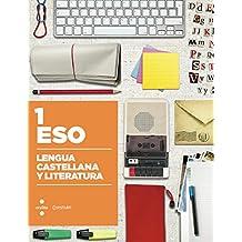 Lengua castellana y literatura. 1 ESO. Construïm - 9788466138444