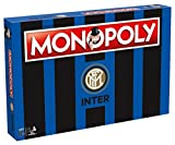 Winning Moves Inter Gioco da Tavolo - Monopoly Squadre di Calcio Edizione da Collezione, 31493