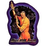 Bruce Lee–Silhouette Aufkleber
