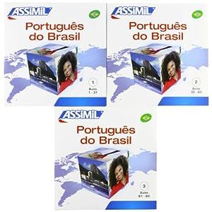 Portugués de Brasil (5CD audio)