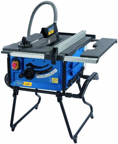 Preisvergleich Produktbild Scheppach 4901307901 Tischkreissäge ts 251  1.80kW 230V50Hz