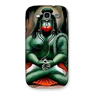 Special Jai Hanuman Multicolor Back Case Cover for Galaxy S3 Neo