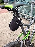 Neopren Satteltasche Fahrrad Tasche Bike Case MTB Tasche Cube Trek ghost rotwild