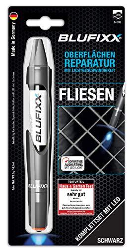 BLUFIXX Smart-Repair Spezial Set (Fliesen) MGS SCHWARZ DE
