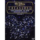 Walt Disney Treasure Collection Volume 1 - 10 DVD Box -Import DVD Box mit deutscher Tonspur