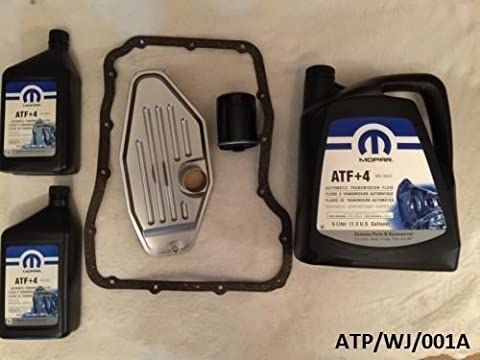 MOPAR NTY Automatic Transmission Service KIT Jeep Grand Cherokee 4.7 1999-2004