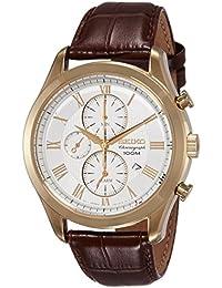 Seiko Herren-Armbanduhr SNAF72P1