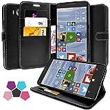 Microsoft Lumia 950 Hülle, Profer [Premium Leder Serie]