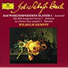 Bach: The Well-tempered Clavier I - Selection