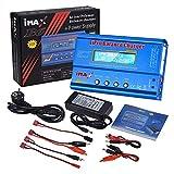 RONSHIN iMAX B6 80W 6A Cargador de batería Lipo NiMh Li-Ion Ni-CD Cargador de Cargador de balanza...