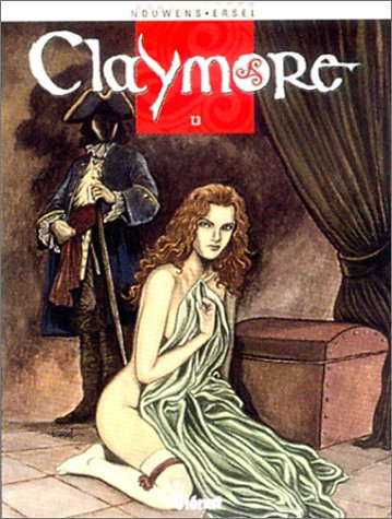 Claymore, Tome 3 : Les naufrageurs
