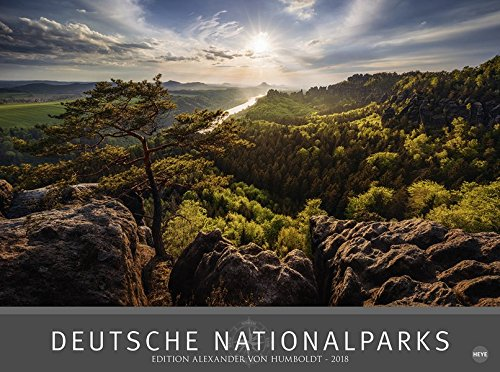 Edition Humboldt - Deutsche Nationalparks - Kalender 2018 - Partnerlink